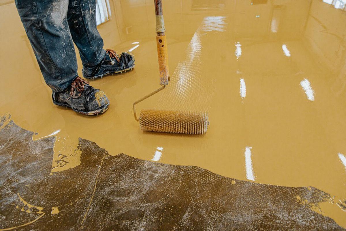 Polyurethane flooring and its types