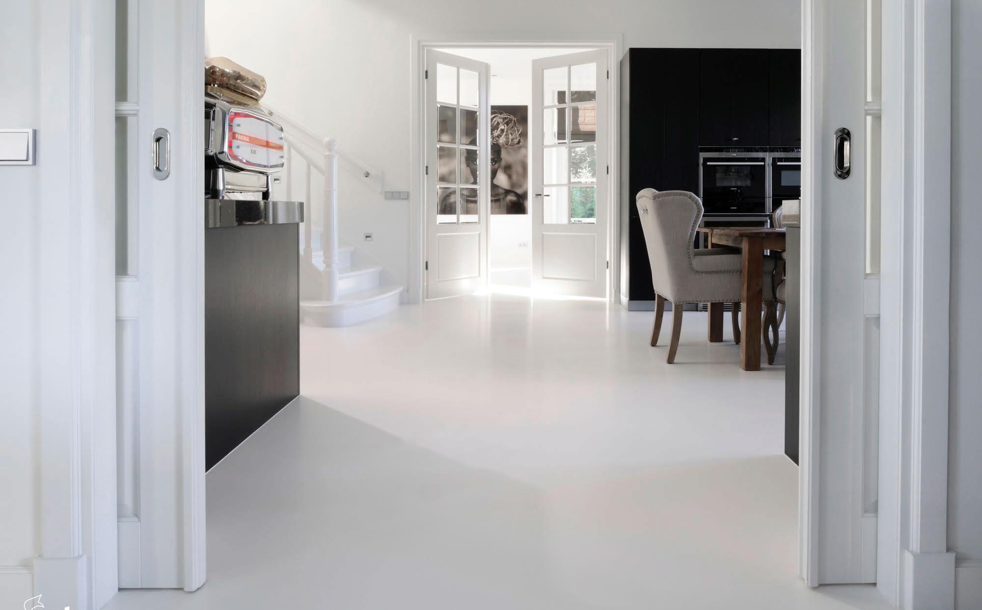 resin flooring for homes